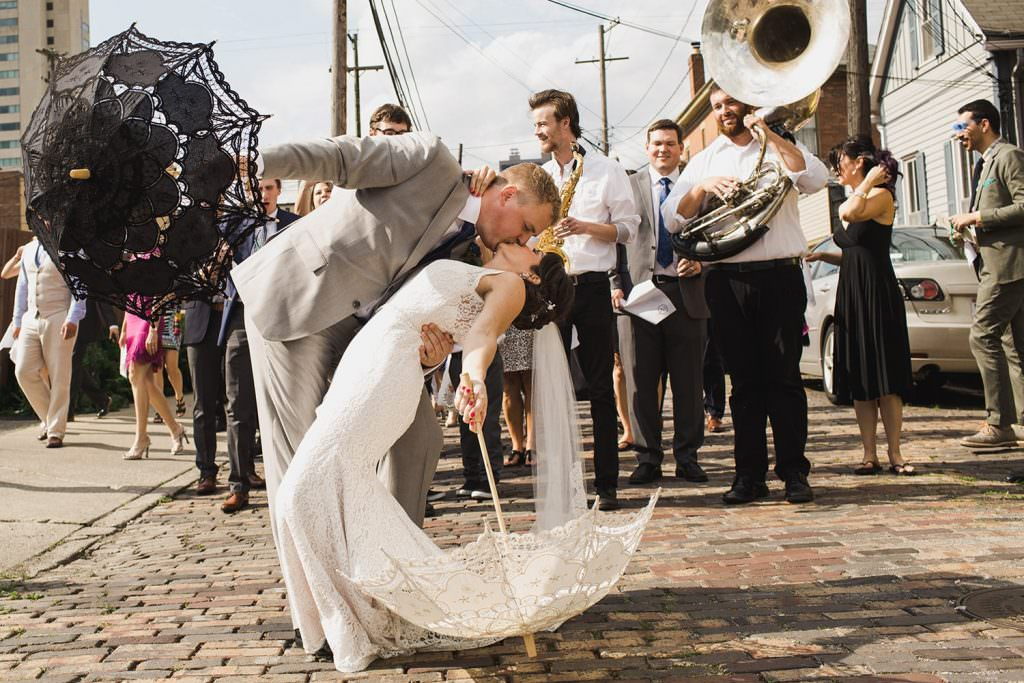Adam Lowe Photography Wedding Columbus Ohio New Orleans Style Modern