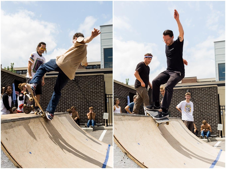 adam lowe photography , hoof hearted, columbus, ohio, skateboarding, skate, 80s, jam