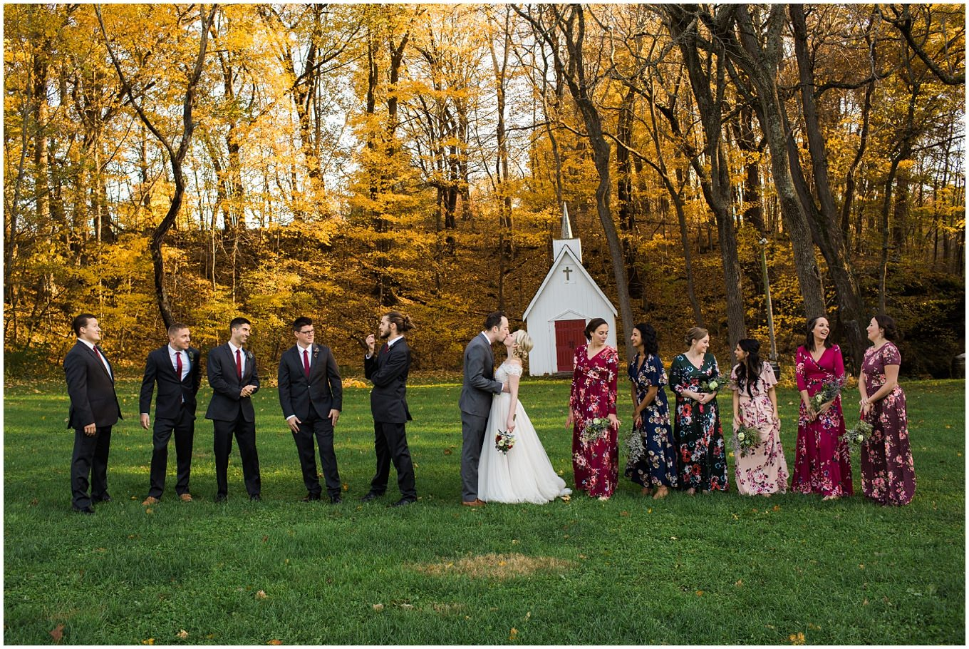 adam lowe photography, rockmill brewery, rockmill wedding, wedding outside, wedding in the woods, stylish outdoor wedding, fun, Pursuit, the black tux, tie bar, wendys bridal, essence of australia, Jane, Big Mouth Eggrolls,