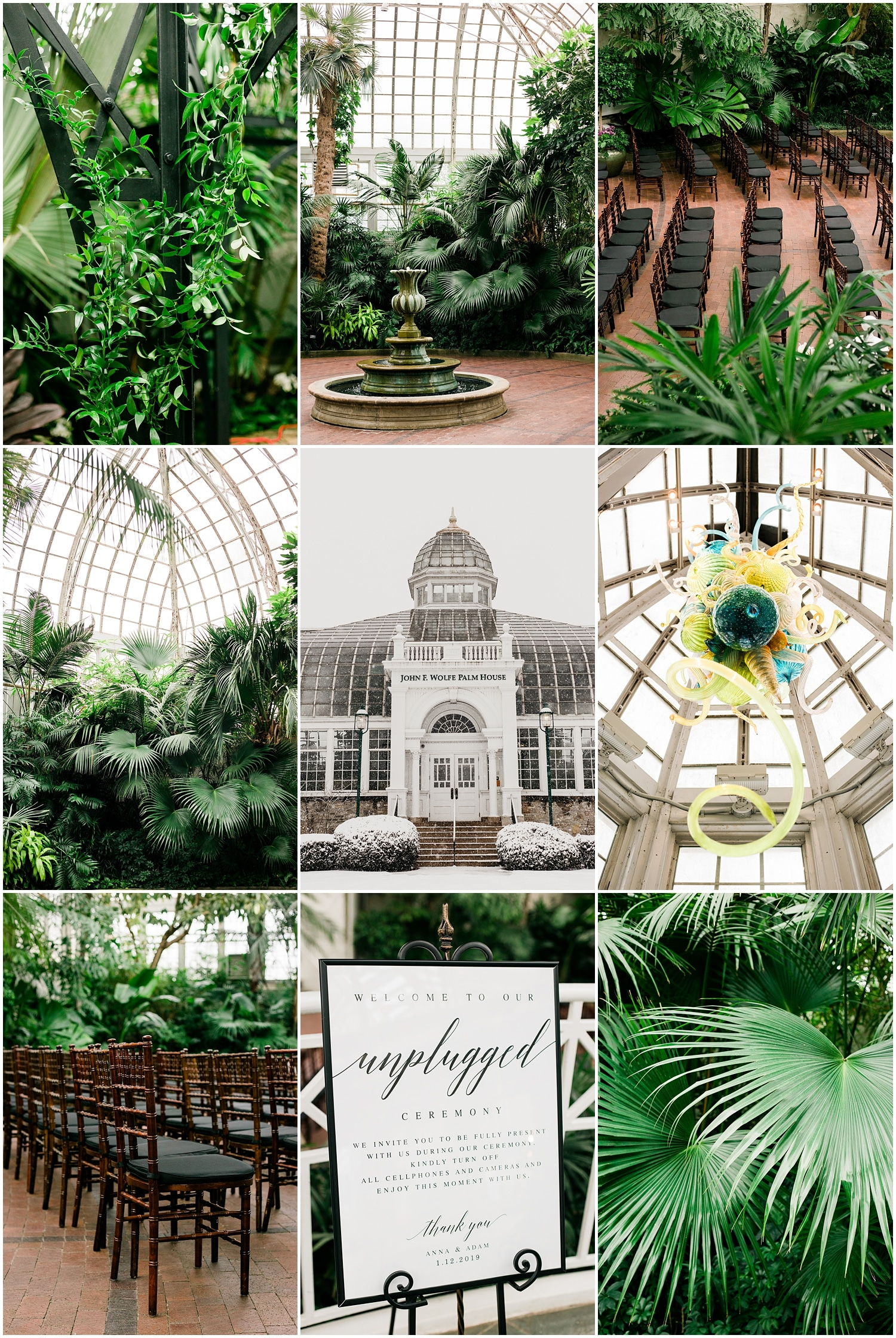 adam lowe photography, wedding, style, love, franklin park conservatory, FPC, columbus, ohio, winter wedding, madison house floral, ivy bridal studio, the black tux,guilded social, jenny yoo, victorias secret,hayley paige, justine m couture, jimmy choo, tiffany and co, james allen