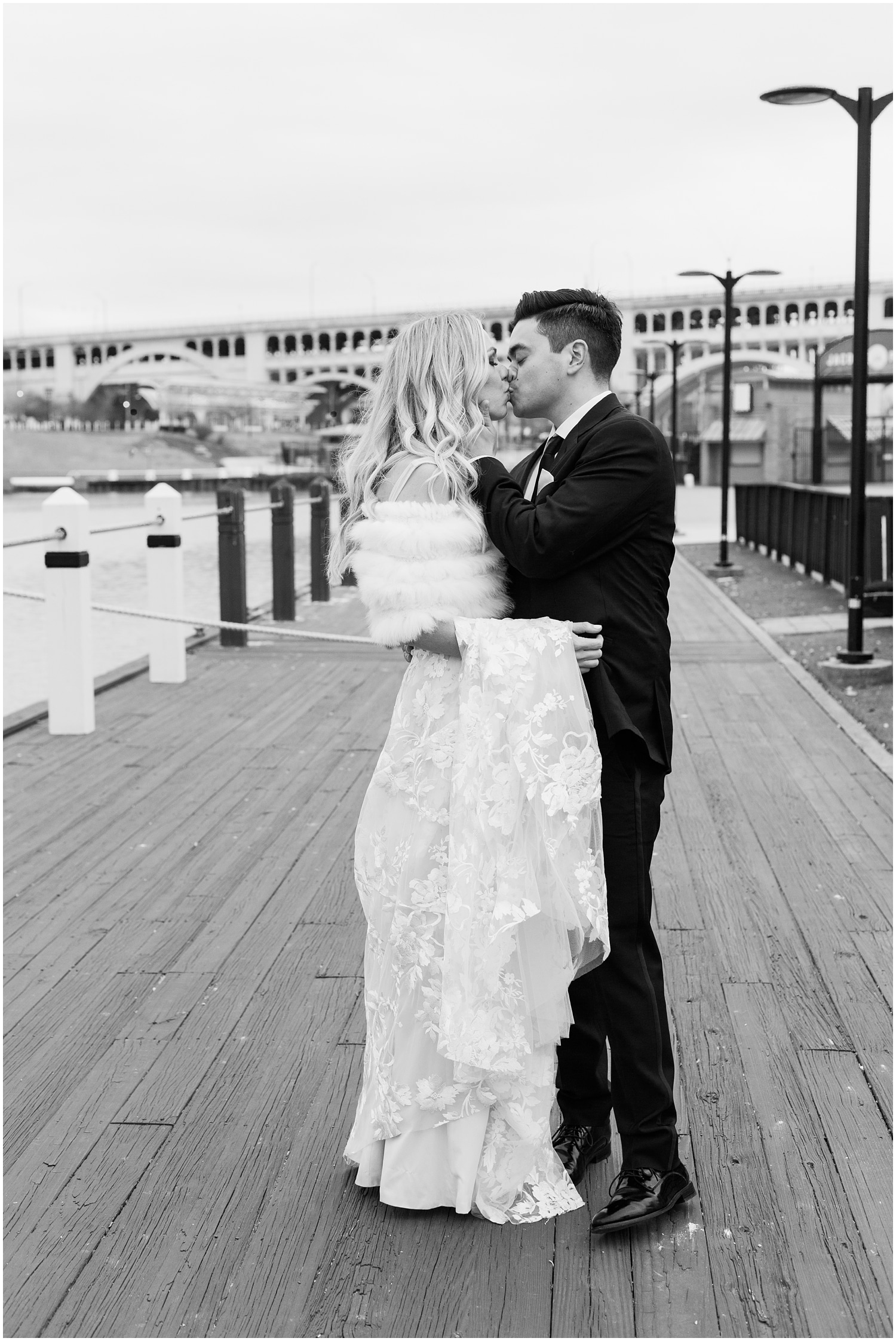 adam lowe photography, wedding, style, love, bride and groom, Cleveland wedding, the black tux, bhldn, perfectly planned by val, made with love bridal, wedding dress, hilton, windows on the river, ohio wedding, columbus