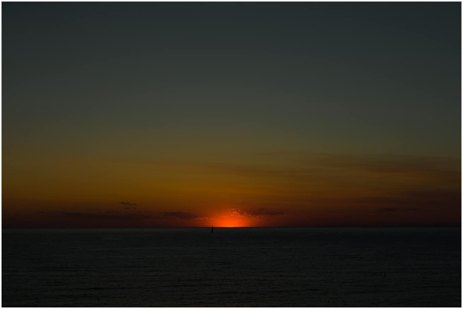 south haven, michigan, sunset, adam lowe photography, travel photography, landscape photography, Lake Michigan