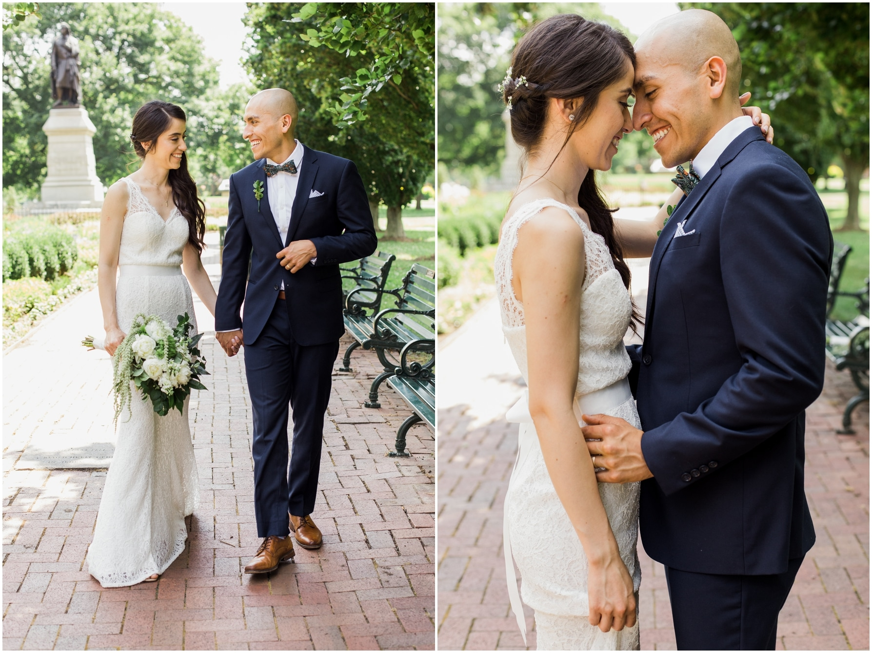 adam lowe photography, columbus , ohio, wedding, style, love , bride and groom, stylish, wedding dress, wedding suit,