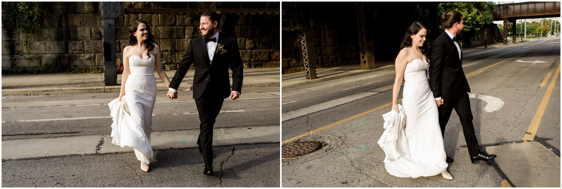 adam lowe photography, columbus, ohio, wedding photographer, stylish, bride and groom, strongwater, moody, pursuit, enzoani, the flowerman, bosc and brie
