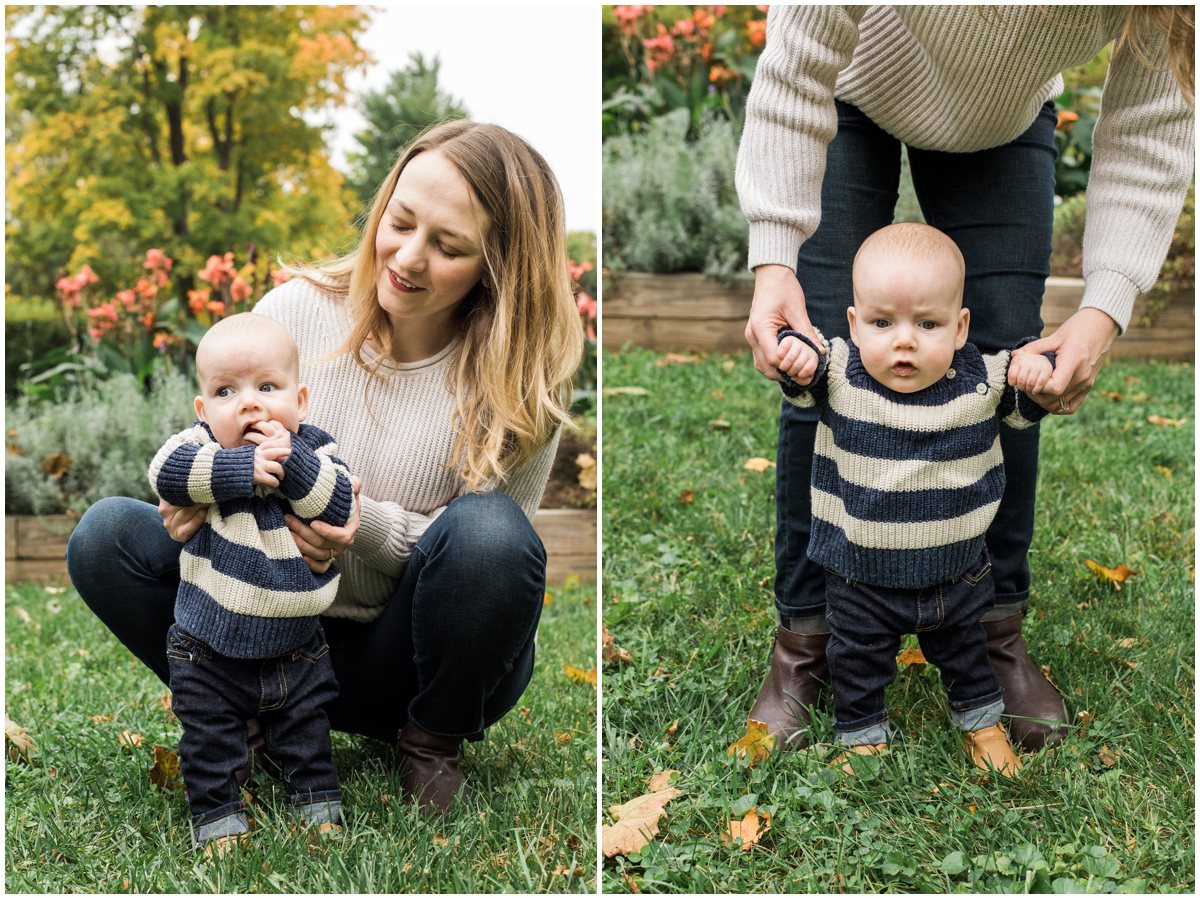 adam lowe photography, family session, franklin park conservatory, love, outdoors session, baby,