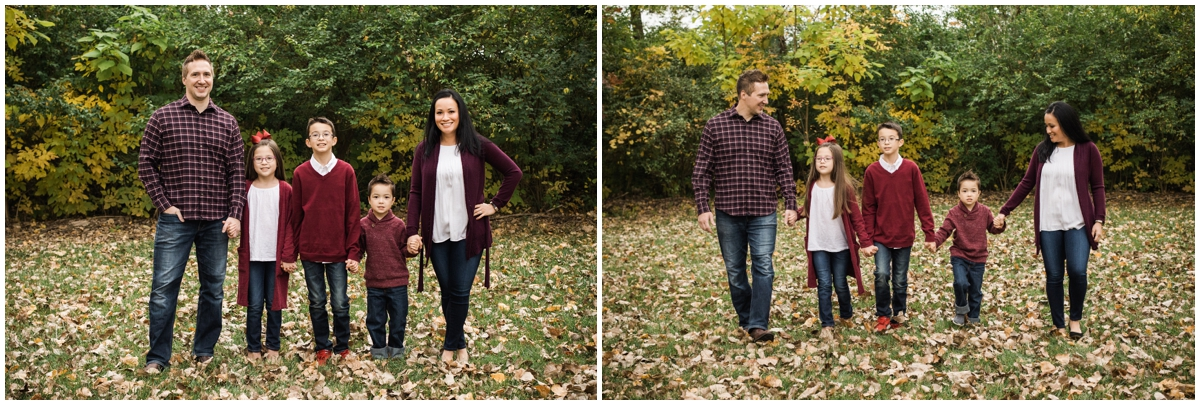 Adam Lowe Photography, family session, outdoors, ohio, columbus, fall, kids, love