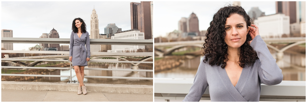 Adam Lowe Photography, Enagement Session, Engaged, Outdoor, Columbus, Ohio, Downtown, Love