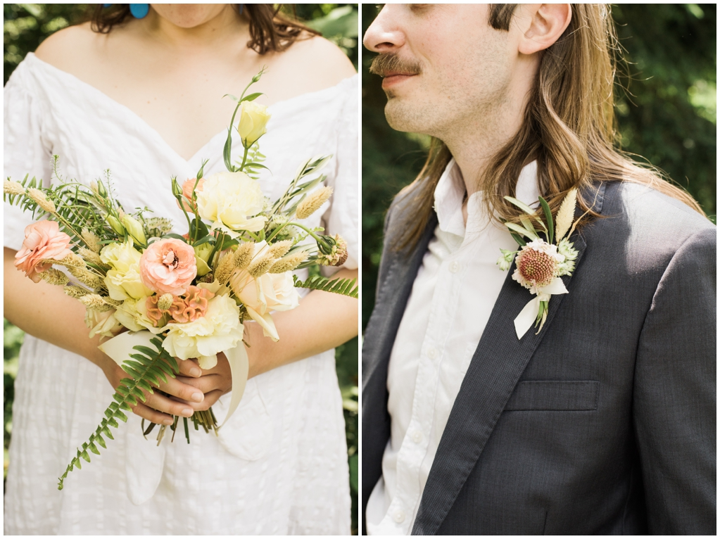 adam lowe photography, wedding, stylish, intimate, small, Small Talk Boutique, Love, Park Of Roses, Outdoor Wedding